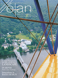Elan Magazine of the Connecticut Shoreline - aerial tours of the Connecticut River valley and Connecticut shoreline